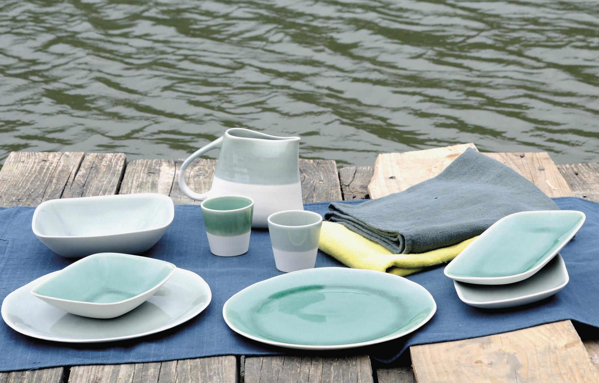 Jars Ceramistes France & Jars Ceramistes France - Printer + Tailor