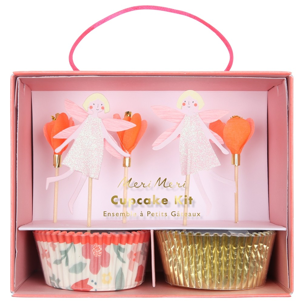 Meri Meri Fairy Cupcake Kit - Printer + Tailor