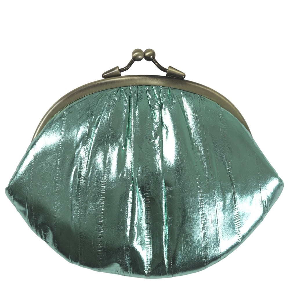 Becksondergaard Granny Purse Rainbow Metallic Mint