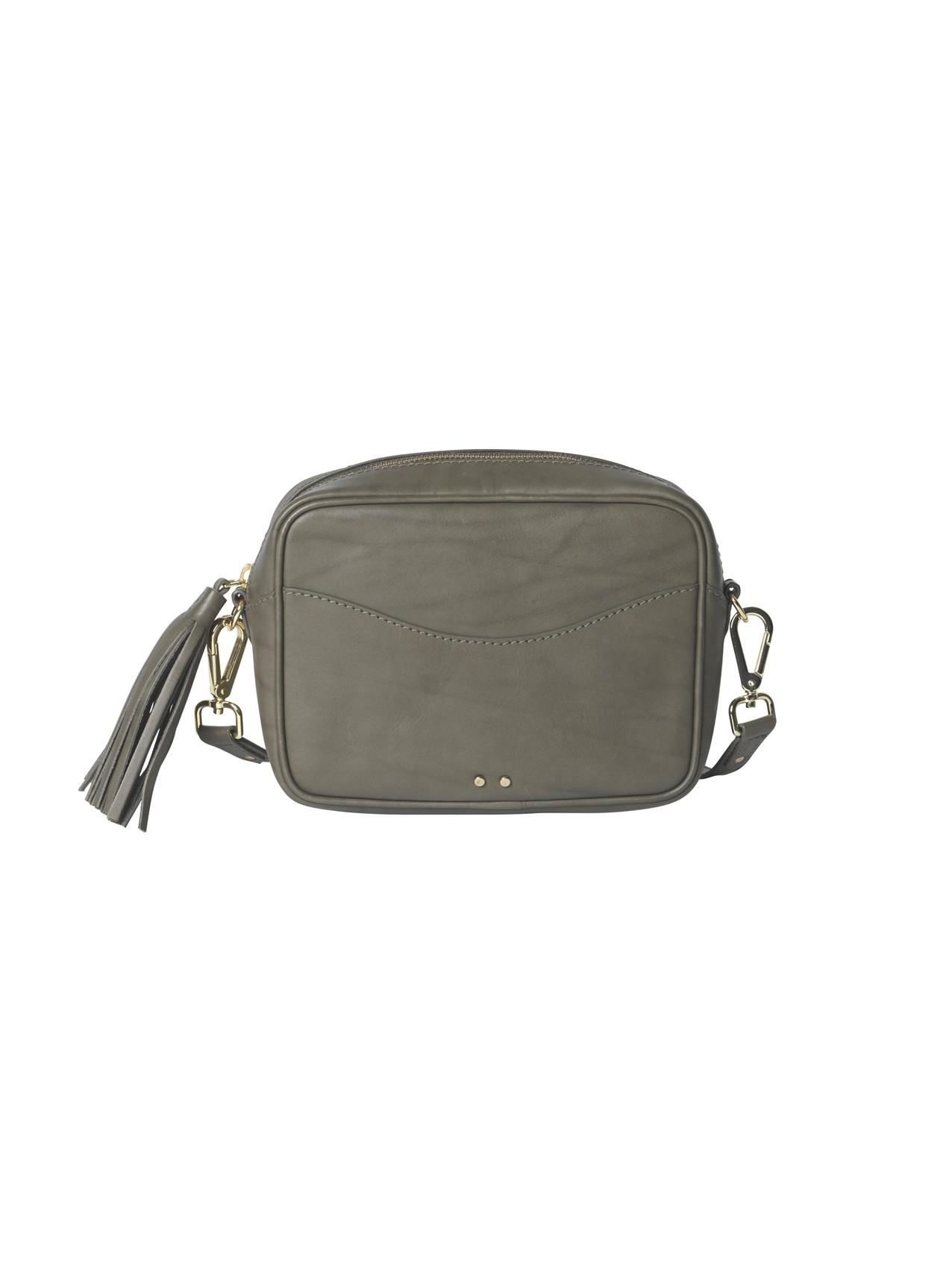 Becksondergaard Leather Pippa Bag Army Green