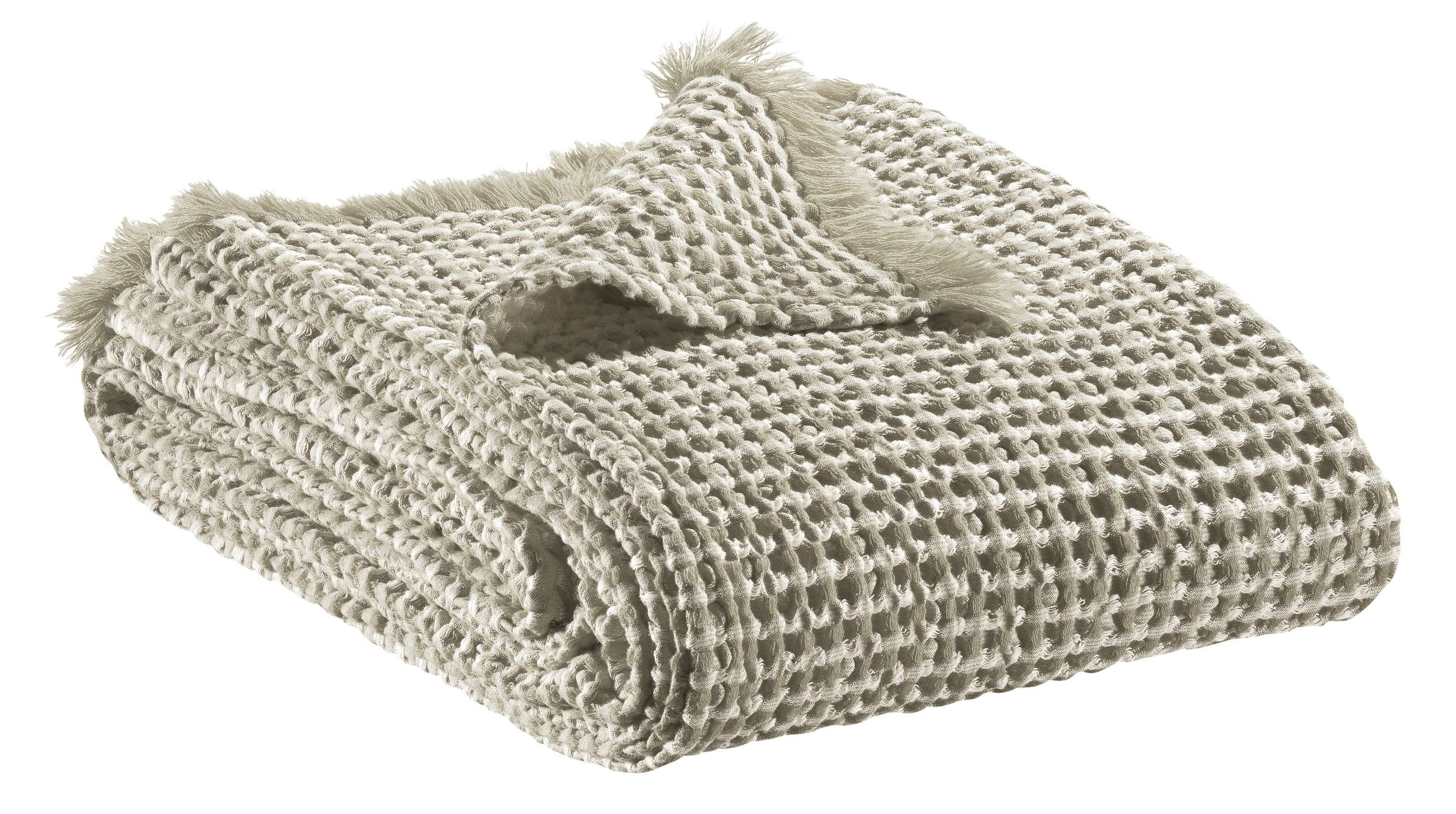 Vivaraise Naga Vichy Throw Lin