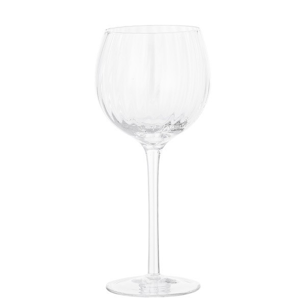 Bloomingville Astrid Wine Glass Clear