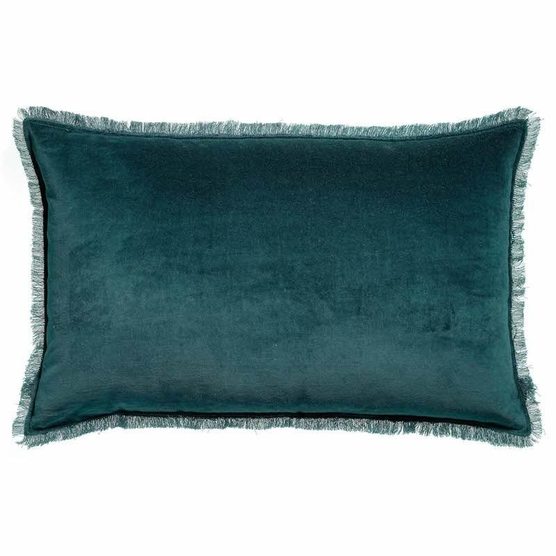 Vivaraise Fara Cushion Paon 30x50cm