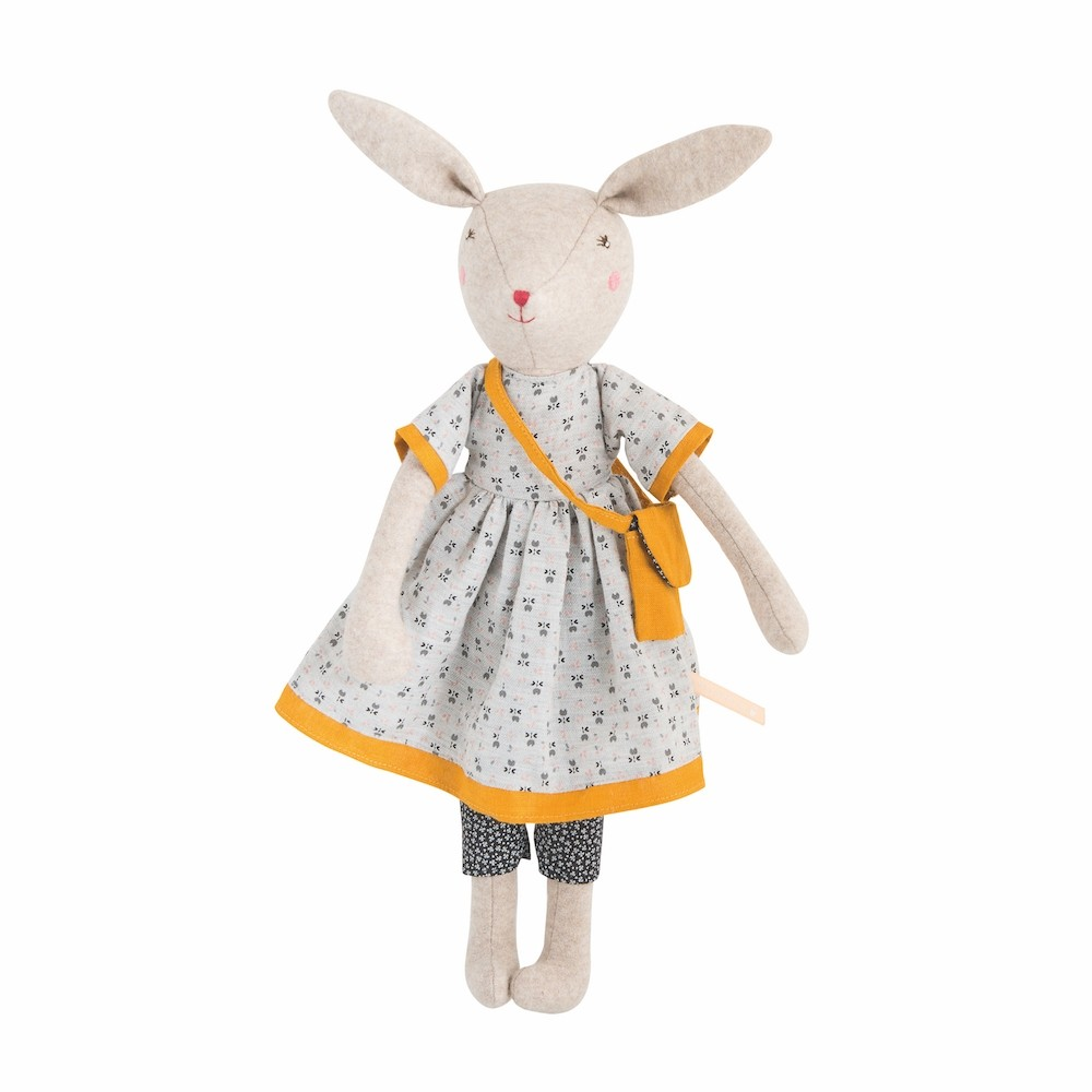 Moulin Roty Rose the Mummy Rabbit