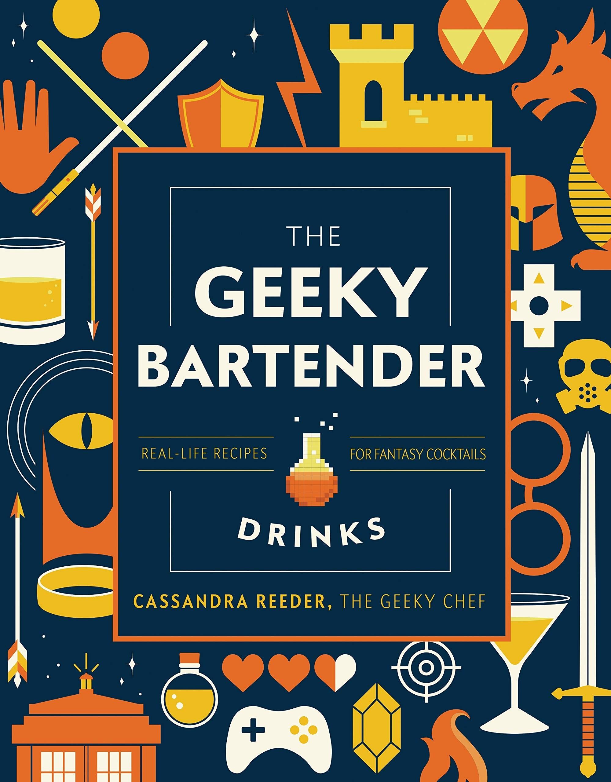 Bookspeed - Geeky Bartender Drinks