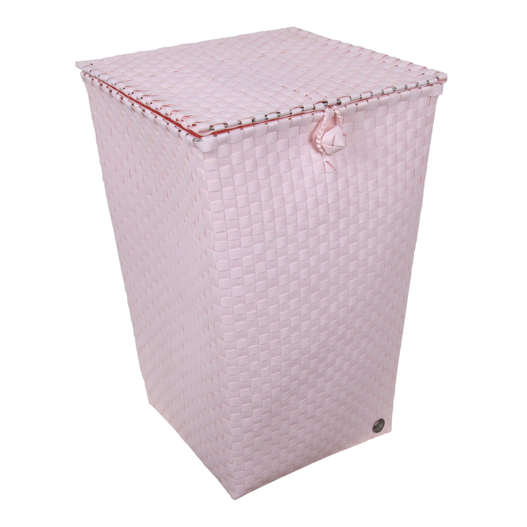 Handed By Venice Basket Powder Pink