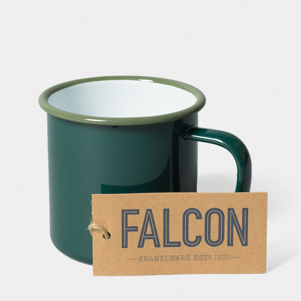 Falcon Enamelware Samphire Mug