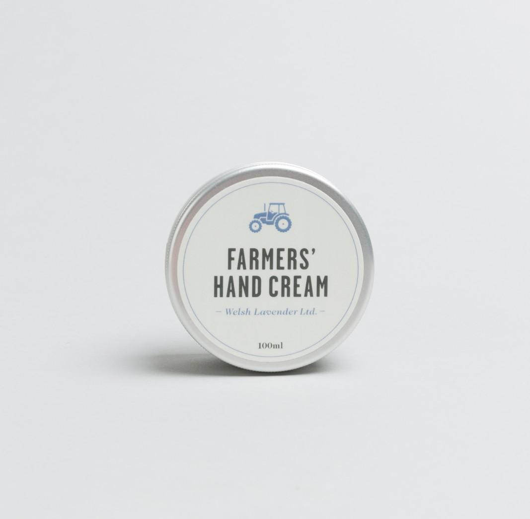 Welsh Lavender Ltd Farmers Hand Cream