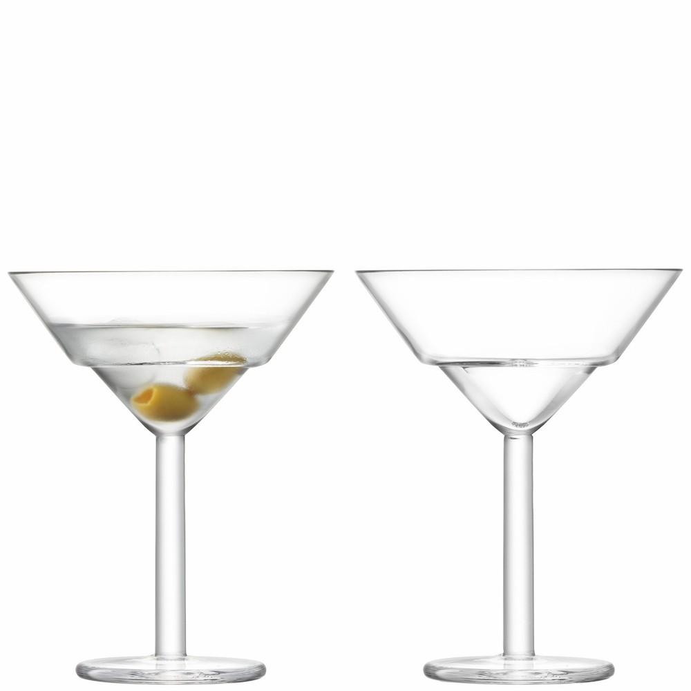 LSA Martini Glasses Set of 2