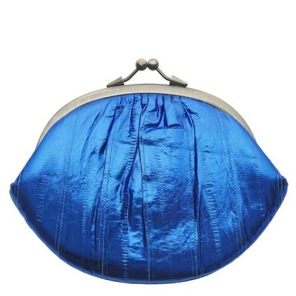 Becksondergaard Granny Purse Mazarine Blue Metallic