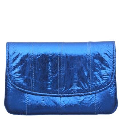 Becksondergaard Handy Purse Metallic Mazarine Blue