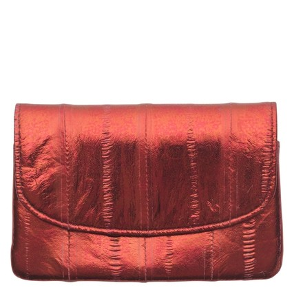Becksondergaard Handy Purse Metallic Rumba Red