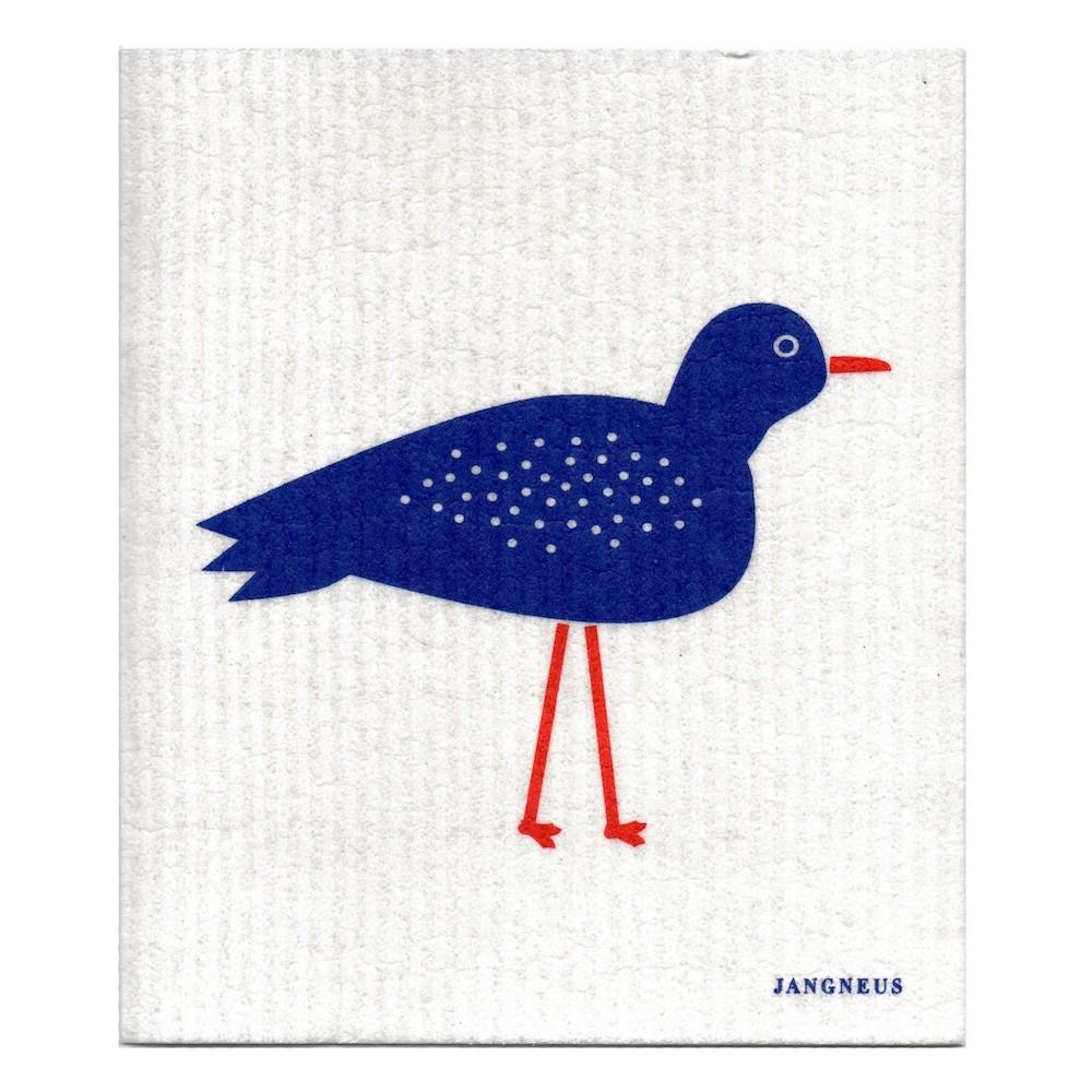 Jangneus Blue Bird Dish Cloth