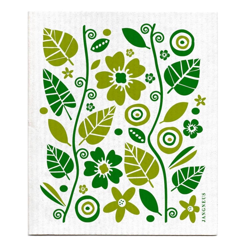Jangneus Green Garden Dish Cloth
