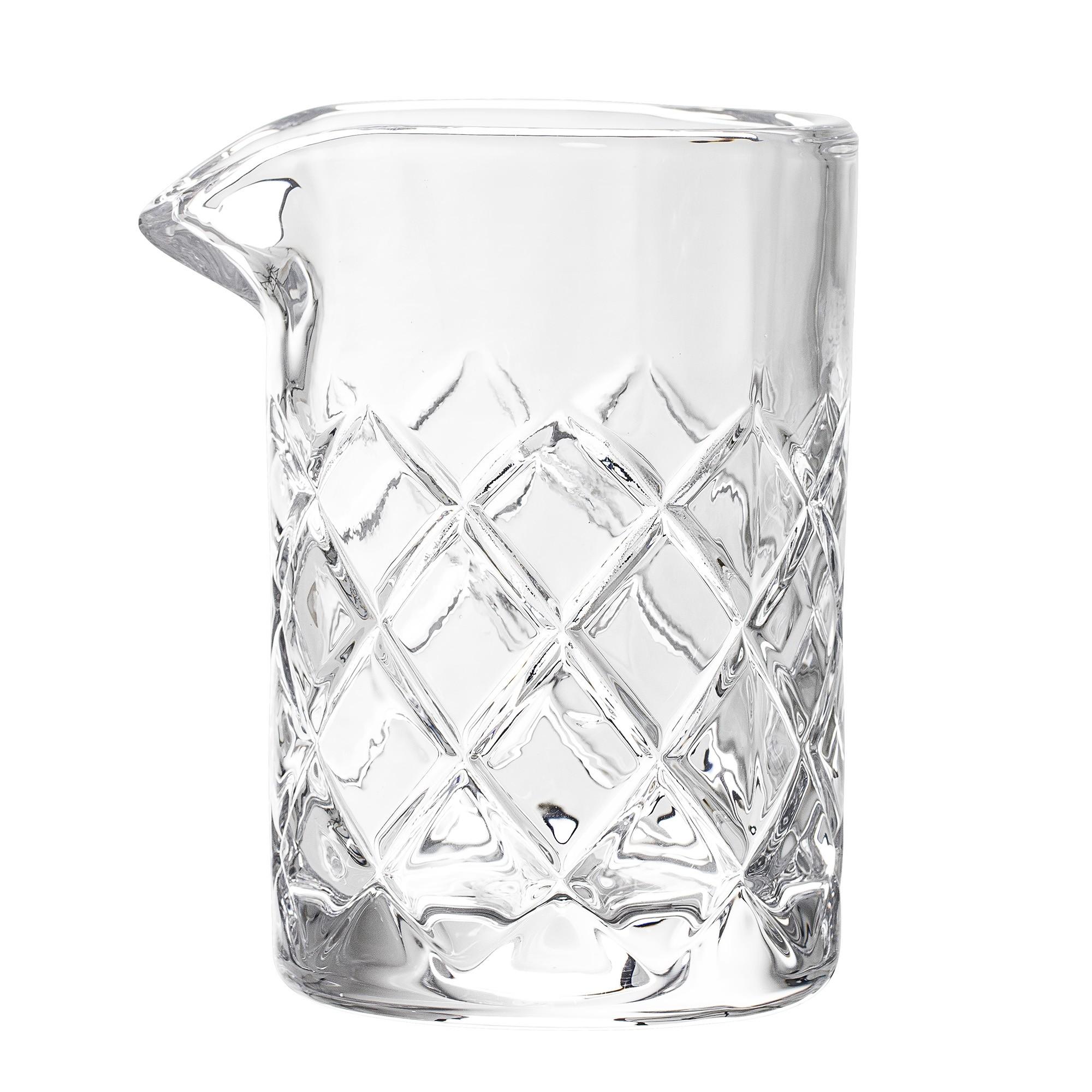 Bloomingville Glass Sif Milk Jug