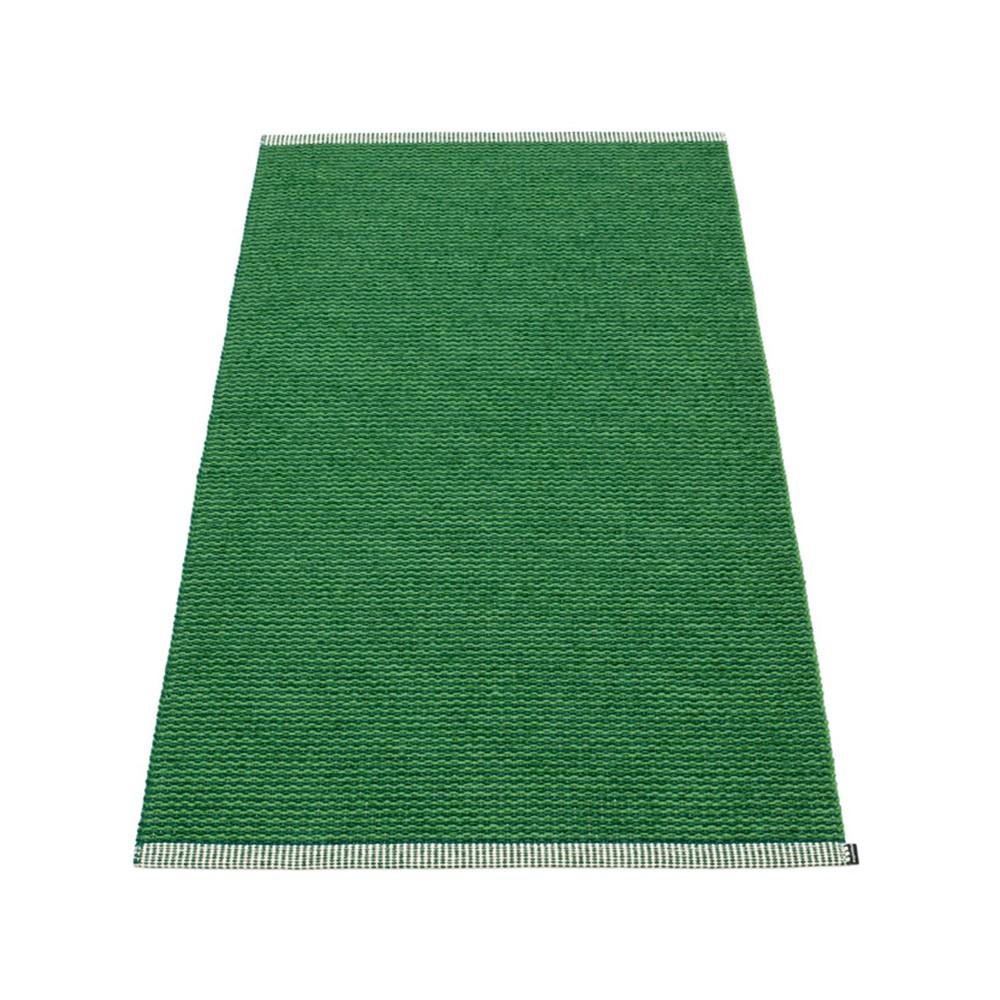 Pappelina Mono Rug Grass Green