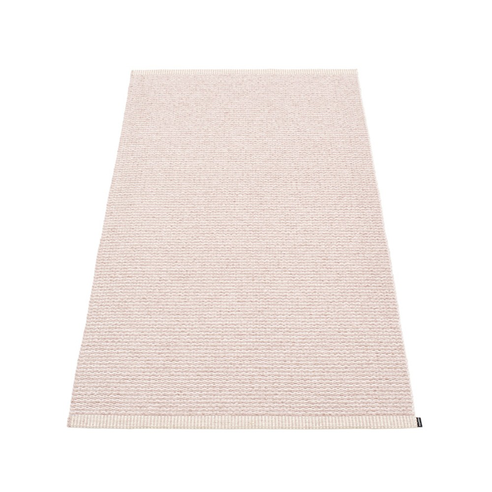 Pappelina Mono Rug Pale Rose