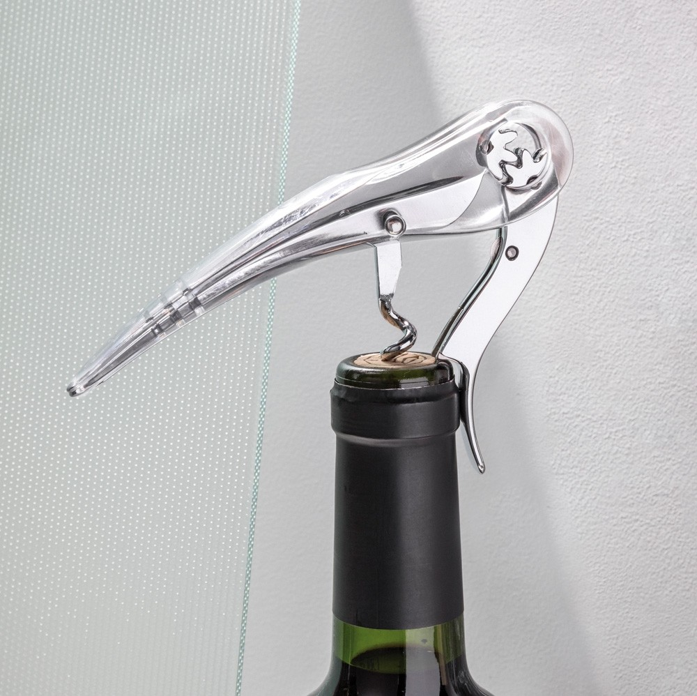 L'Atelier du Vin Soft Machine Crystal Corkscrew