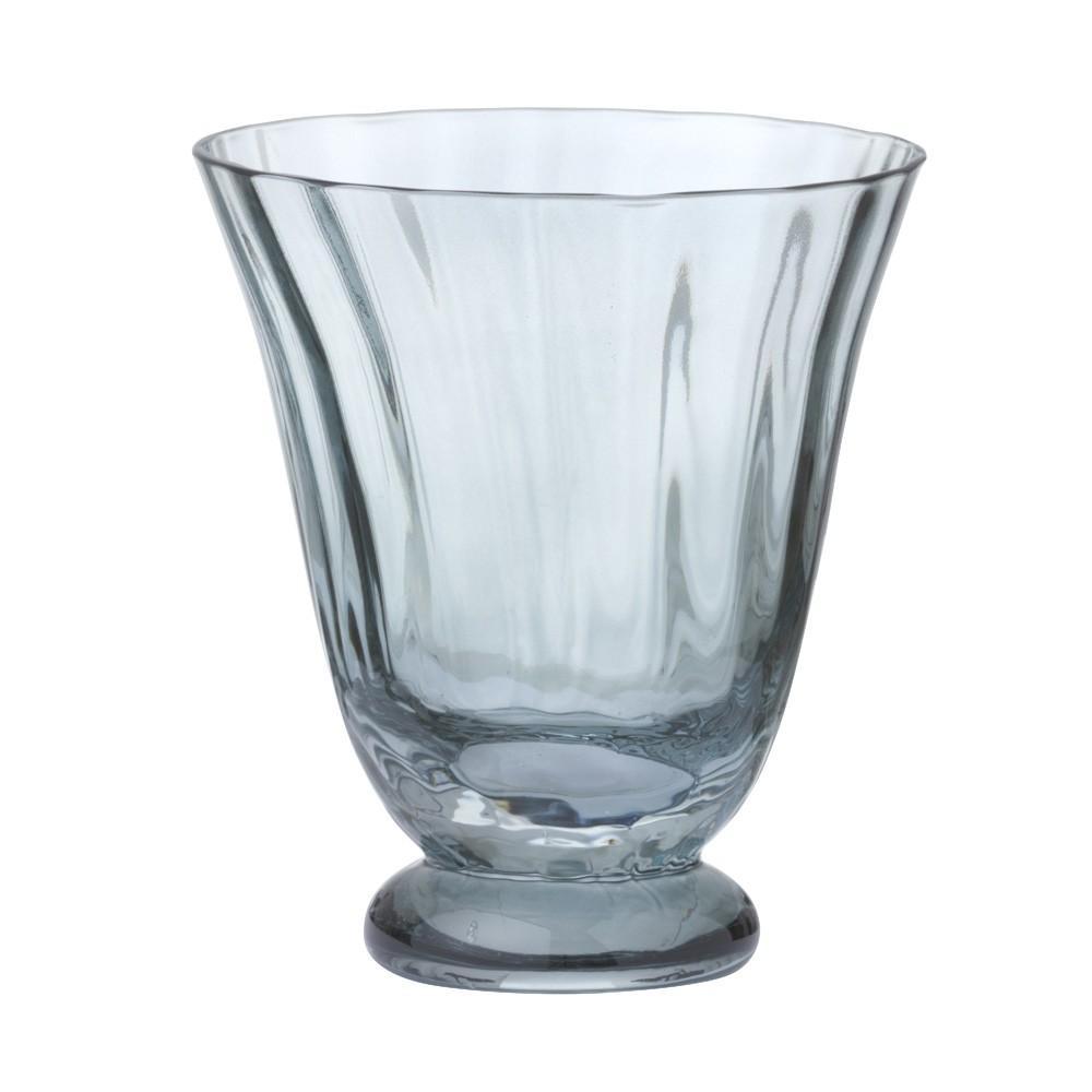 Bungalow DK Trellis Topaz Water Glass Set