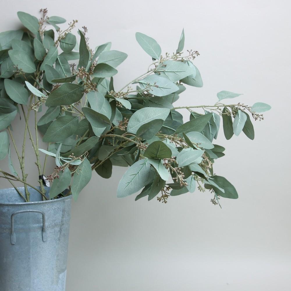Faux Giant Eucalyptus Cinerea