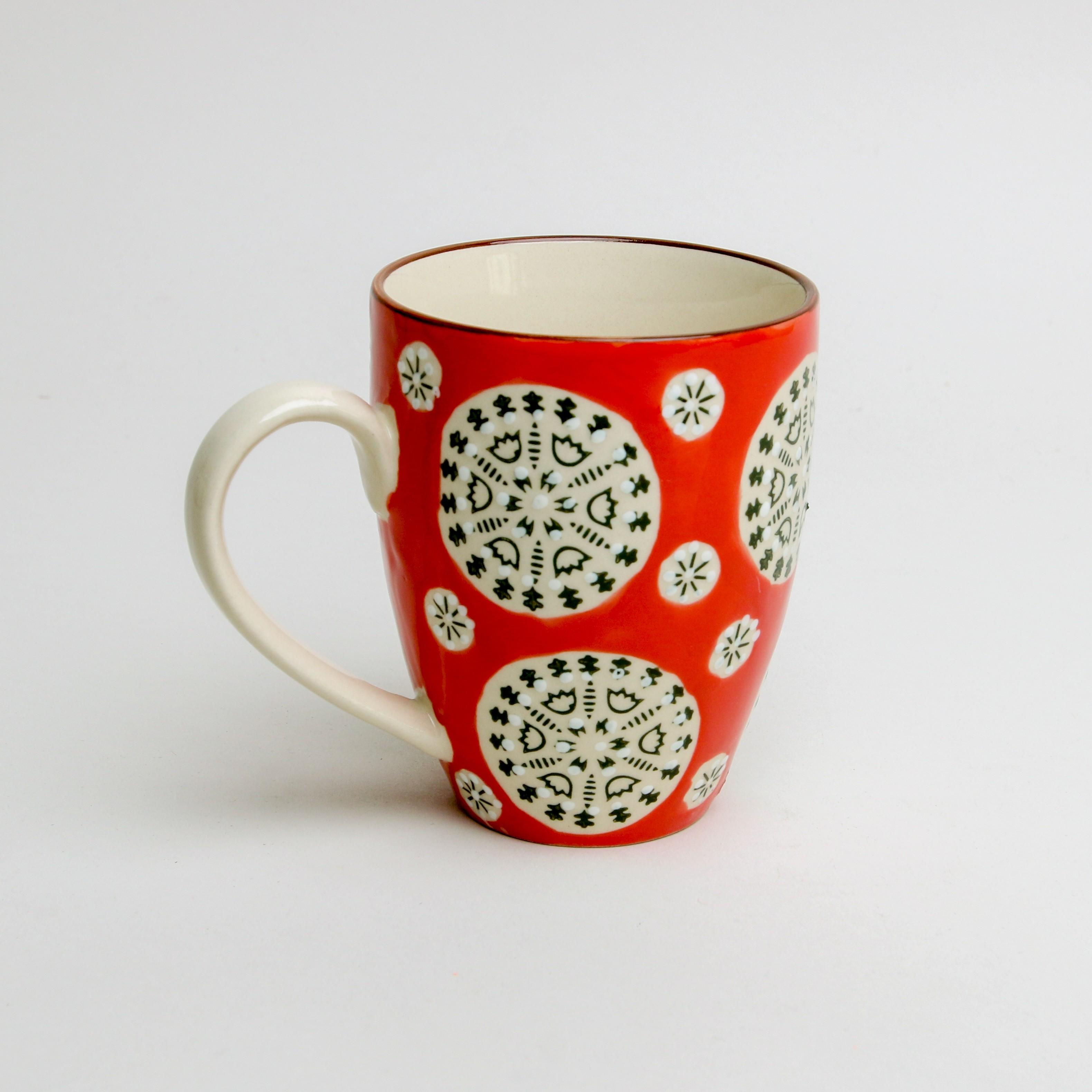 Bohmemia Mug Red