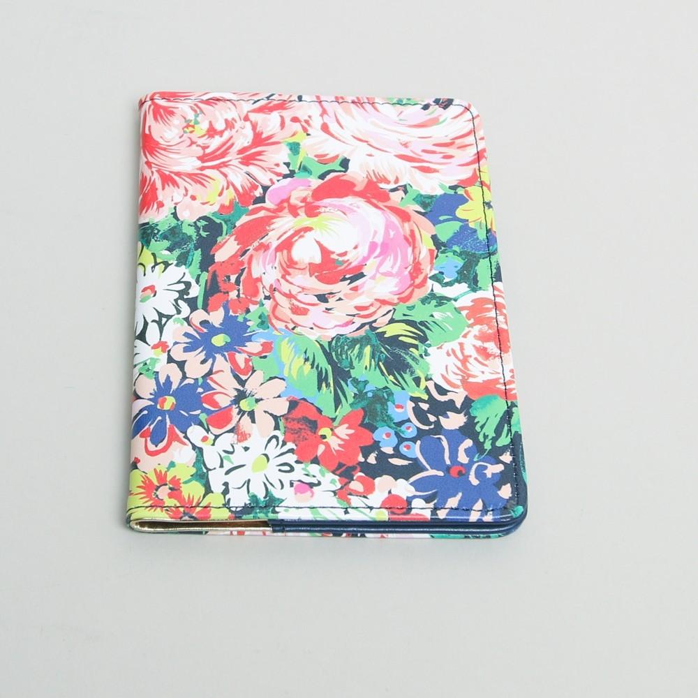 Bando Floral Passport Holder