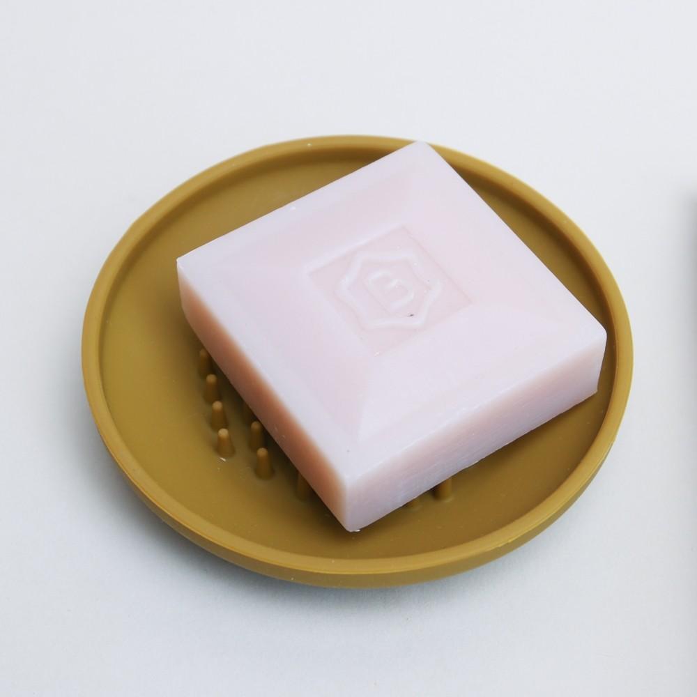 Perigot Silicon Soap Dispenser Mustard