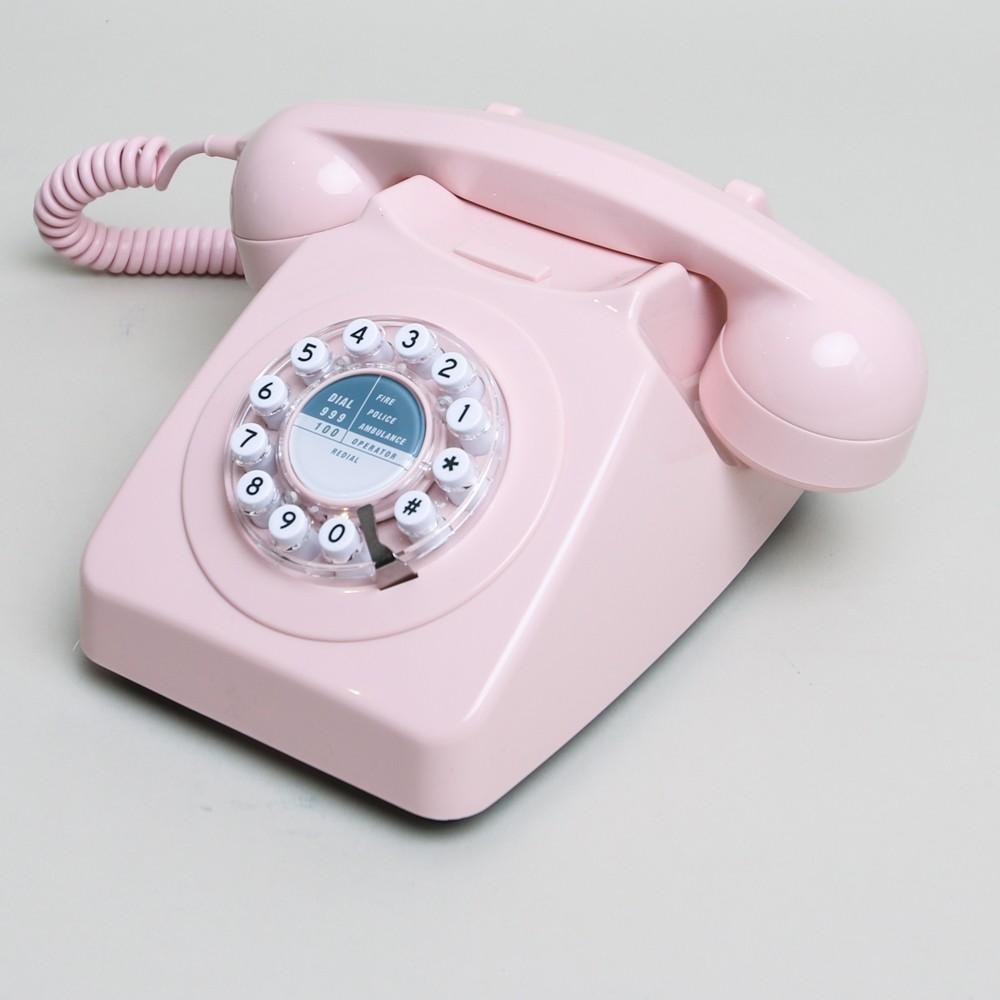 Series 746 Phone Baby Pink