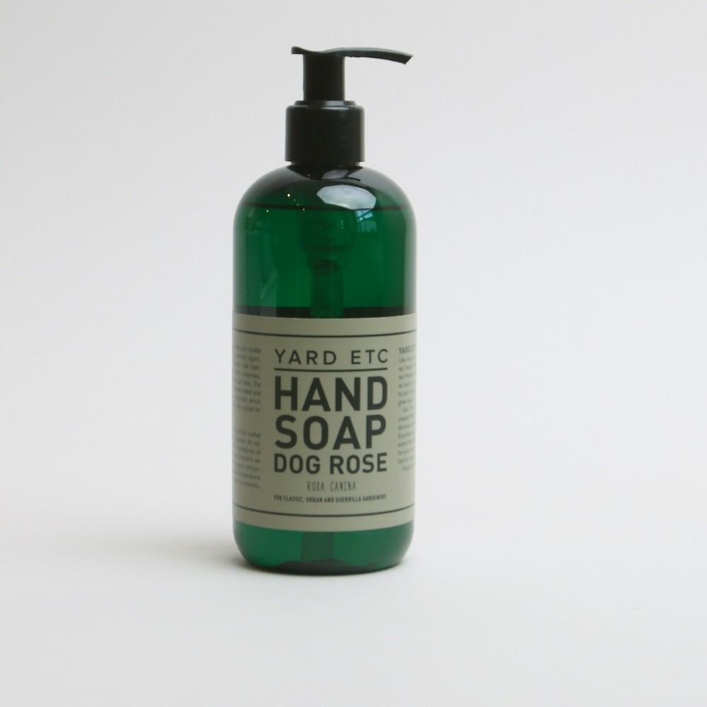 Yard Etc Hand Soap Dog Rose