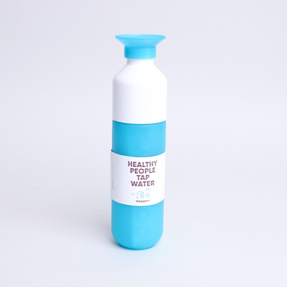 Dopper Water Bottle Turquoise Blue