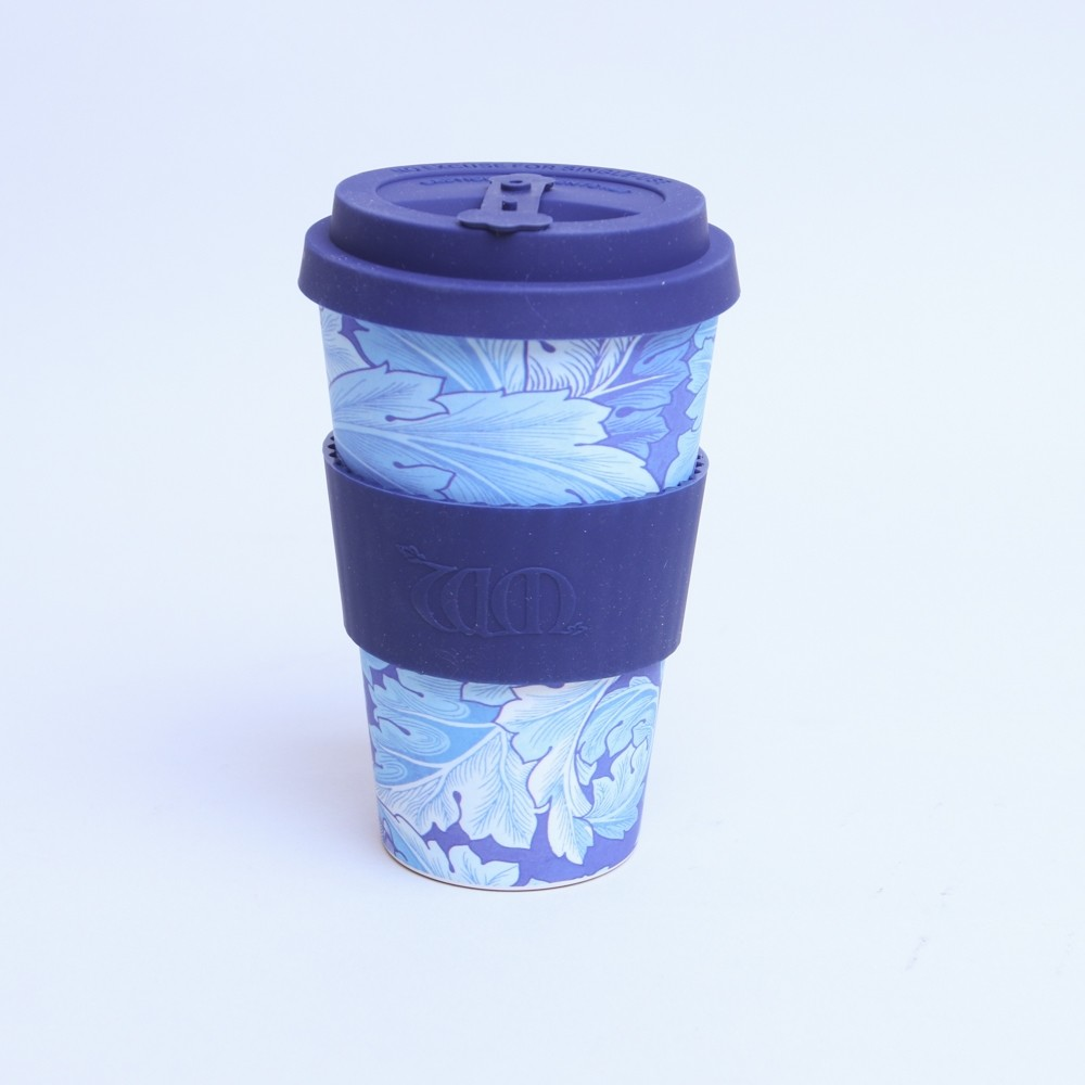 Keep Cup Ecoffee Acanthus William Morris Bamboo Travel Cup