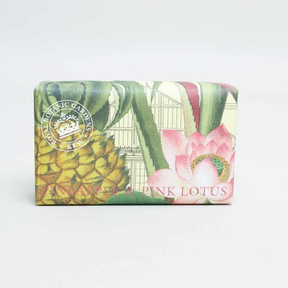 The English Soap Company Pineapple and Pink Lotus