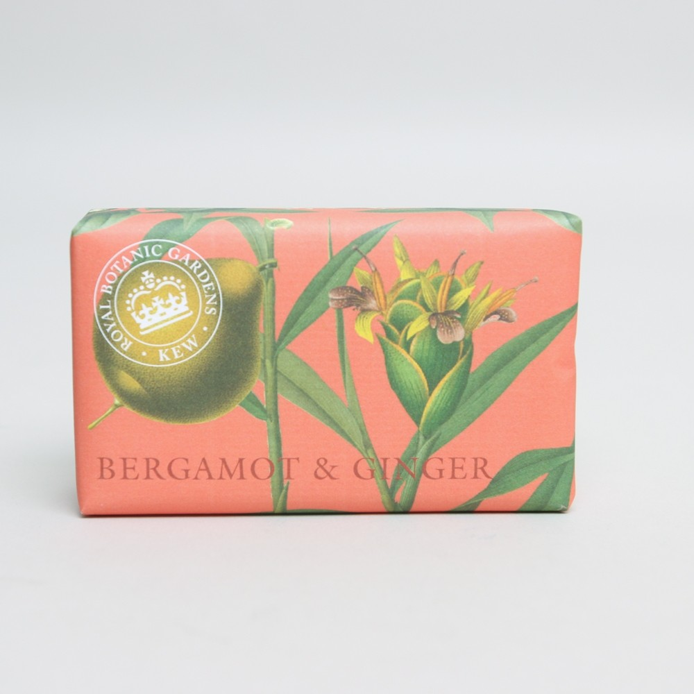 The English Soap Company Bergamot and Ginger