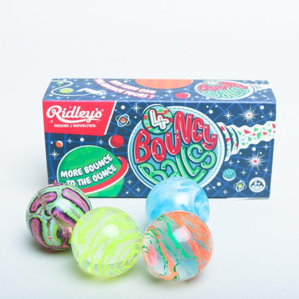 Ridley's Bouncy Balls