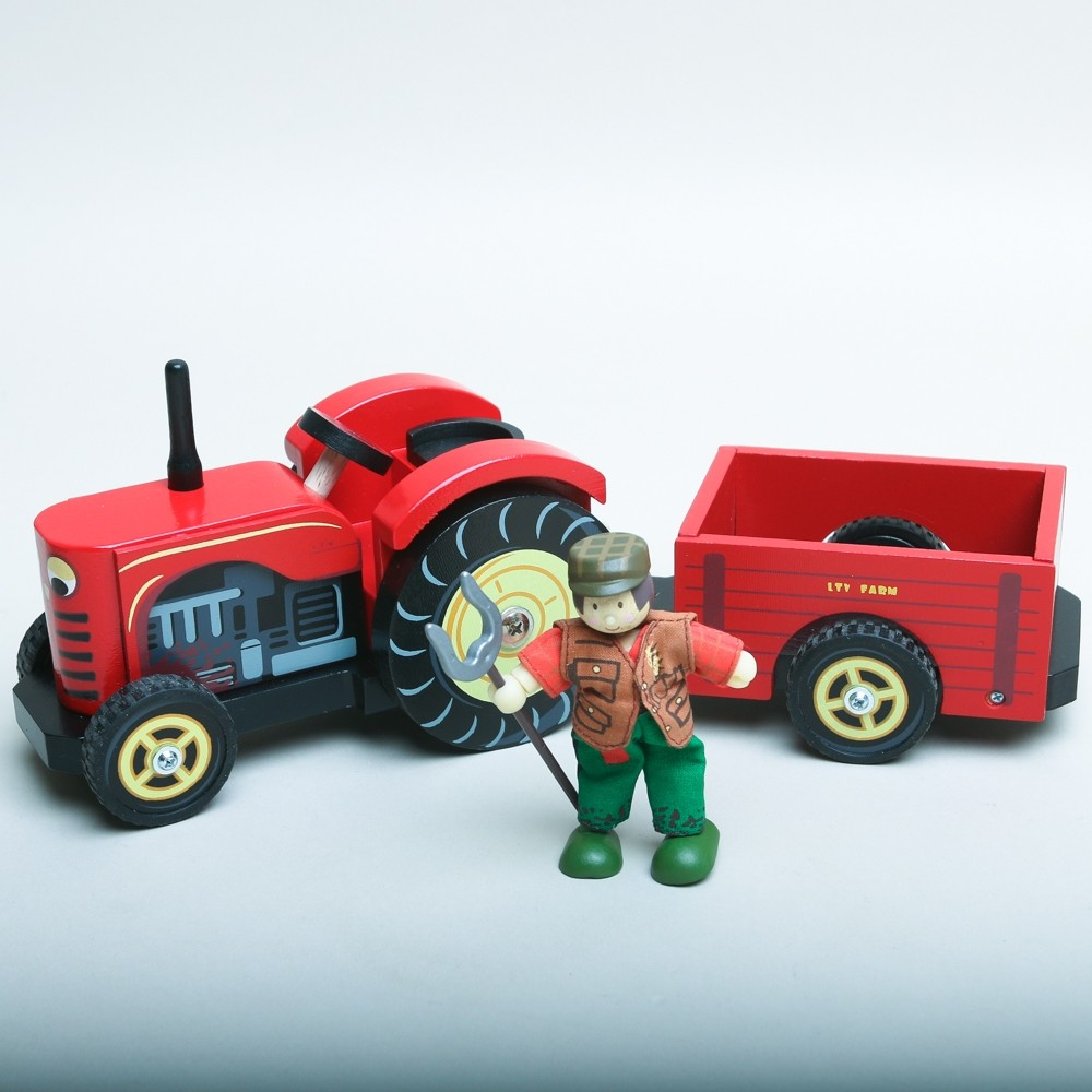 Le Toy Van Berties Tractor