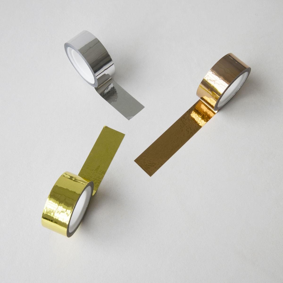 Monograph Metallic Tape S/3